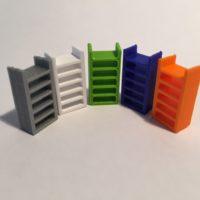 Image avec des magnets étagères hautes