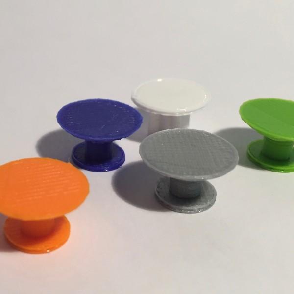 Table ronde diamètre 100