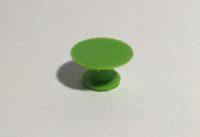 table ronde diamètre 100 verte