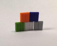 images des magnets d'armoires basses fabriqués en impression 3D